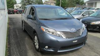Used 2016 Toyota Sienna XLE 7 Passenger for sale in Richmond, ON