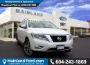Used 2015 Nissan Pathfinder Platinum LOCAL, NO ACCIDENTS, LOW KM'S for sale in Surrey, BC