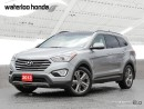 Used 2013 Hyundai Santa Fe XL Limited 6 Passenger, Extended Length, Navigation and More! for sale in Waterloo, ON