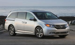 Used 2017 Honda Odyssey Touring for sale in Milton, ON