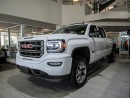 Used 2017 GMC Sierra 1500 SLT, CREW, SUNROOF, 5.3 V8 LEATHER *ONLY 4300KM!!!* for sale in Ottawa, ON