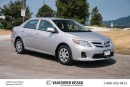 Used 2012 Toyota Corolla 4-door Sedan CE 4A for sale in Surrey, BC