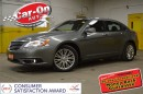 Used 2012 Chrysler 200 Limited LEATHER SUNROOF NAV ALLOYS REMOTE START for sale in Ottawa, ON