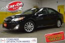 Used 2013 Toyota Camry XLE LEATHER SUNROOF NAV FULL POWER GROUP ALLOYS for sale in Ottawa, ON