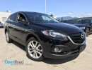 Used 2013 Mazda CX-9 GT AWD A/T No Accident Local Bluetooth AUX Leather Sunroof Navi Cursie Control Bose Audio TCS ABS for sale in Port Moody, BC