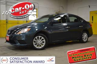 Used 2017 Nissan Sentra SV SUNROOF HEATED SEATS for sale in Ottawa, ON