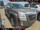 Used 2010 GMC Terrain for sale in Lethbridge, AB