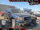 Used 2010 GMC Sierra 1500 40/20/40 Split Bench Seat, HD Trailering Package for sale in Lethbridge, AB