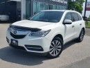 Used 2014 Acura MDX Nav Pkg SH-AWD for sale in Beamsville, ON
