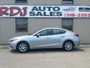 Used 2014 Mazda MAZDA3 GX-SKY 1 OWNER,35000KM for sale in Hamilton, ON