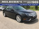 Used 2010 Ford Fusion SEL for sale in Guelph, ON