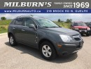 Used 2008 Saturn Vue XE for sale in Guelph, ON