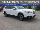 Used 2016 Subaru Outback 2.5i w/Limited Pkg for sale in Guelph, ON