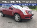 Used 2013 Cadillac SRX Luxury / AWD for sale in Guelph, ON
