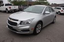 Used 2016 Chevrolet Cruze SUNROOF AND BACKUP CAMERA for sale in North York, ON