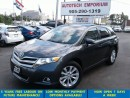 Used 2013 Toyota Venza AWD Leather/Camera/Panoroof &GPS* for sale in Mississauga, ON