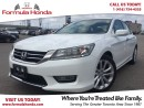 Used 2013 Honda Accord Sedan V6 TOURING | TOP OF LINE | NAVIGATION for sale in Scarborough, ON