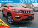 Used 2017 Jeep Compass Sport | SUNSCREEN GLASS | REMOTE START | for sale in Burlington, ON