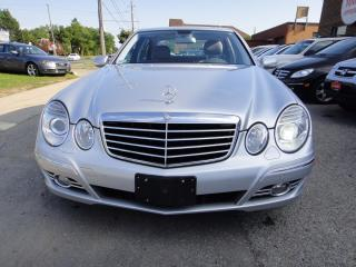 Used 2007 Mercedes-Benz E-Class E 350 MINT CONDITION,AWD for sale in North York, ON