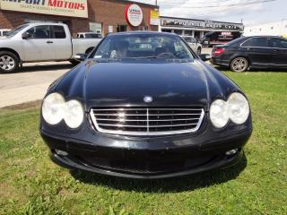 Used 2004 Mercedes-Benz SL-Class SL 500,CONVERTIBLE, for sale in North York, ON