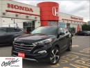 Used 2016 Hyundai Tucson Limited, loaded, black leather, navi much more for sale in Scarborough, ON
