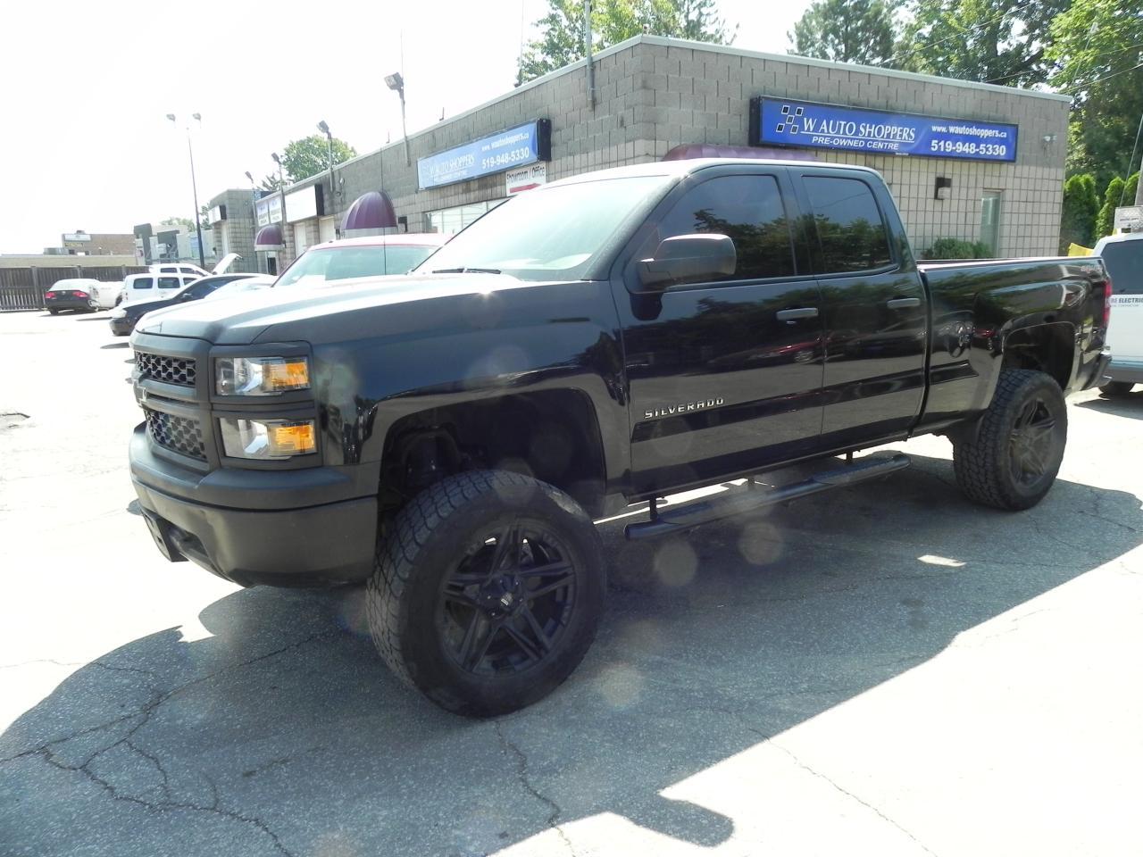 Photo of Black 2014 Chevrolet Silverado 1500