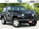Used 2016 Jeep Wrangler SPORT for sale in North York, ON