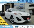 Used 2012 Mazda MAZDA5 GS | 3RD ROW | LOTS OF CARGO | LOW KM | for sale in Brantford, ON