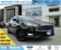Used 2017 Ford Focus SEL | NAV | LEATHER | HEATED STEERING WHEEL | for sale in Brantford, ON