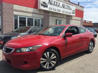 Used 2008 Honda Accord EX-L, Navigation, Heated, Leather, Sunroof for sale in North York, ON