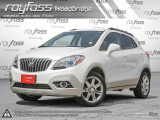 Used 2014 Buick Encore Leather for sale in Woodbridge, ON