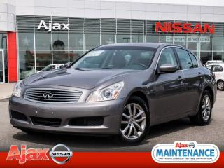 Used 2009 Infiniti G37 X Luxury*Great Shape*Navigation for sale in Ajax, ON
