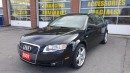 Used 2007 Audi A4 AWD 4C 2.0T for sale in Oakville, ON