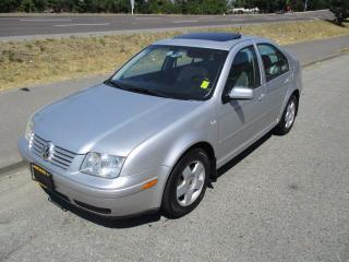 Used 2001 Volkswagen Jetta GLS for sale in Surrey, BC