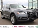 Used 2016 Audi Q5 2.0T quattro Technik - Local One Owner Trade In   No Accidents   3M Protection Applied   Heated Front/Rear Seats   Dual Zone Climate Control with AC   Power Liftgate   Panoramic Sunroof   Bluetooth   Rear Parking Sensors   Blind Spot Monitor   Memory Seat for sale in Edmonton, AB