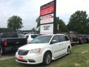 Used 2011 Chrysler Town & Country LIMITED! NAVIGATION! HEATED LEATHER SEATS! for sale in Aylmer, ON