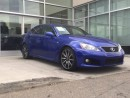 Used 2009 Lexus ISF ACCIDENT FREE/LEATHER INTERIOR/SUNROOF for sale in Edmonton, AB