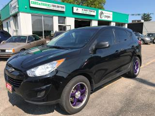Used 2012 Hyundai Tucson GL for sale in Waterloo, ON
