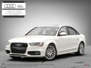 Used 2015 Audi A4 Komfort plus for sale in Halifax, NS