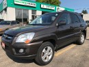 Used 2009 Kia Sportage LX for sale in Waterloo, ON