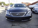 Used 2007 Lexus LS 460 MUST SEE,ALL SERVICE RECORD,FULLY LOADED for sale in North York, ON