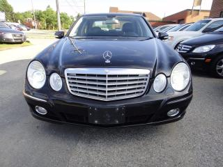 Used 2008 Mercedes-Benz E-Class E 300 AWD,NAVI,MINT CONDITION for sale in North York, ON