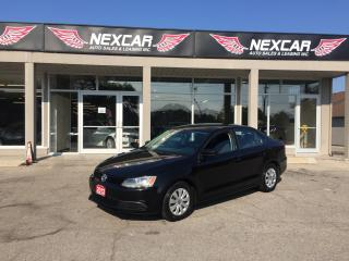 Used 2013 Volkswagen Jetta 2.0L TRENDLINE 5 SPEED A/C CRUISE H/SEATS 99K for sale in North York, ON