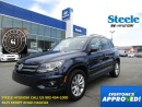 Used 2017 Volkswagen Tiguan Wolfsburg Edition for sale in Halifax, NS