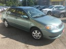 Used 2005 Toyota Corolla CE/AUTO/AIR/PWR WINDOWS/VERY CLEAN for sale in Pickering, ON