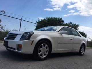 Used 2003 Cadillac CTS Auto Deluxe for sale in Mississauga, ON
