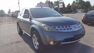 Used 2006 Nissan Murano SE for sale in Komoka, ON