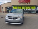 Used 2016 Dodge Grand Caravan CREW PLUS P-DOORS REAR CAMERA B-TOOTH HEATED WHEEL for sale in Scarborough, ON