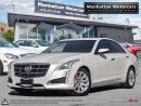 Used 2014 Cadillac CTS 2.0T LUXURY |NAV|CAMERA|PHONE|WARRANTY|1 OWNER for sale in Scarborough, ON