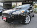 Used 2016 Ford Focus SE-CAMERA-BLUETOOTH-WARRANTY for sale in Scarborough, ON